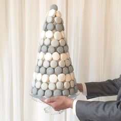 Macaron Tower #sinclairandmoore #macaron