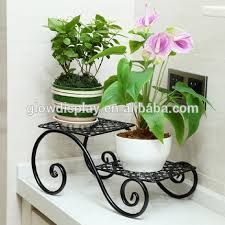 Idea Of Making Plant Pots At Home // Flower Pots From Cement Marbles // Home Decoration Ideas – Top Soop Flower Planters, Flower Pots, Planter Pots, Metal Plant Stand, Diy Plant Stand, Plant Stands, Garden Shelves, Plant Shelves, House Plants Decor
