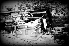 Broken temple...