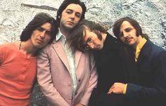 George, Paul, John, Ringo <3