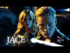 Shadowhunters Characters: Jace | Series Premiere on Tuesday, January 12 at 9pm/8c! - YouTube