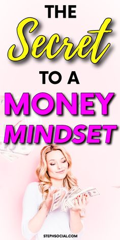 How To Instil A Money Mindset - Steph Social Frugal Living Tips, Frugal Tips, Law Of Attraction Tips, Attraction Quotes, Money Saving Mom, Manifesting Money, Mindfulness Activities, Self Improvement Tips, How To Manifest