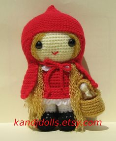 Red redding jood crochet pattern