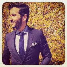 bcnpreppy:    Stripes & polka dots by @albertopadilla_ | #preppy #preppystyle #bcnpreppy #pijo #espreppy #ep #soypreppy #blazer #stripes #shirt #tie #polkadots #pocketsquare #fashion #man #menstyle #menswear #mensfashion #moda #gq #ootd #luxury #spain #style #instafashion #instapreppy #fashionista #fashionblogger #blogger (en Barcelona Spain)