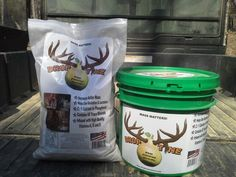 Deer love Drop Tine pear flavored mineral