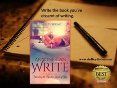 Write the book you've dreamt of writing.