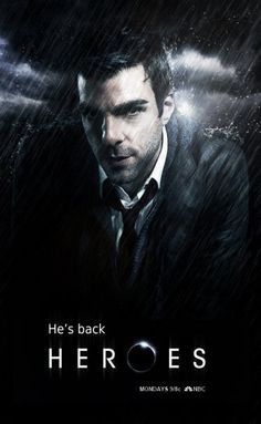 Sylar / Gabriel Gray - I liked him best when he was evil