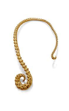 Mariah Rovery Octopus Necklace by Mariah Rovery   Moda Operandi 17c3187fd5