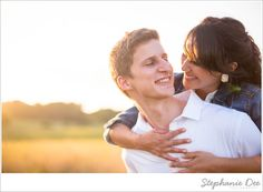 Stephanie Dee Photography | Miki and Jeff | Old Town Manassas Engagement | http://www.stephaniedeeblog.com