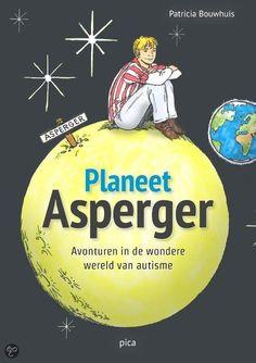 Stripverhaal > In Planeet Asperger volgen we Marc, een pientere jongen die op de middelbare school zit. Hij heeft het syndroom van Asperger waardoor hij de...