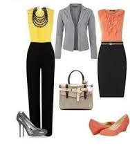 Resultado de imagen para outfit ejecutiva