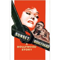 """""""There's nothing tragic about being fifty. Not unless you're trying to be twenty-five."""" — Joe Gills. Sunset Boulevard, 1950. #menacing"""