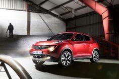 2013 Nissan Juke Connect met Google Send to Car