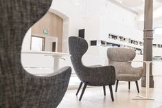 LINEA restaurant & TYPO coffe bookshop | X Office