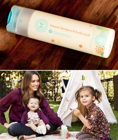 The Honest Company - an interview with Jessica Alba about her organic baby products and motherhood. This company is AMAZING. from SmallforBig.com #organic #kids #cleaning #baby