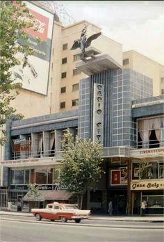 Radio City - Sabana Grande , Caracas 1957