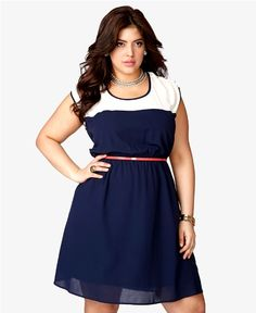 Love the outfit Curvy Girl Fashion, Look Fashion, Plus Size Fashion, Fashion Outfits, Fashion Black, Fashion Ideas, Big Fashion, Plus Size Dresses, Plus Size Outfits