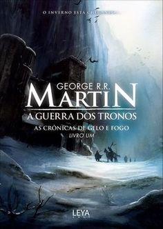 A Guerra dos Tronos - As Crônicas de Gelo e Fogo - Vol. 1 Autor: George R. R. Martin outro livro excelente... para quem gosta de aventura!