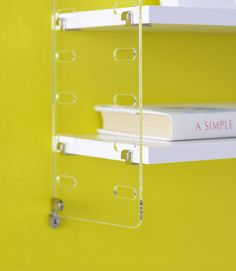 String Plexi by Nisse Strinning for String Furniture