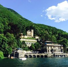 5000 + Likes on Facebook -  What about Pinterest!? Hope to see you soon at #CastaDiva #Resort & #Spa  #LakeComo - www.castadivaresort.com