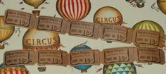 Lot of 10 St Charles ILL 18 cent Fair Tickets