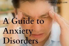 What are the symptoms of anxiety disorders, and how can they be treated?  Read the full article here:  http://www.honulifestyle.com/anxiety-disorders/