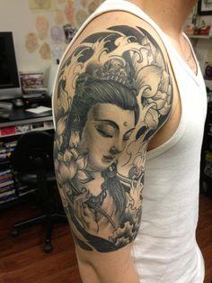 Buddha Sleeve