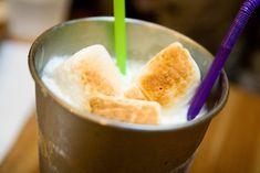 S'mores Milkshake Tarifi Milkshake, Ice Cream, Desserts, Food, Pasta, Drinks, No Churn Ice Cream, Tailgate Desserts, Drinking