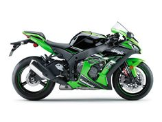 The All-New 2016 Kawasaki ZX-10R Might Be The Fastest Street-Legal Japanese Bike Ever
