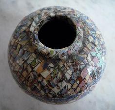 petit vase vallauris Gerbino