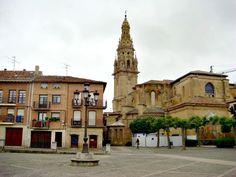 Santo Domingo de la Calzada, La Rioja #CaminodeSantiago