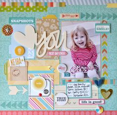 This is SO sweet! Love the soft, pastel colors and adorable details.    {creative crafting}: {love you}
