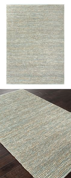 Speckled with handsome neutral hues and soft, foamy sea greens, this Sea Shore Rug will bring a beautiful wave of serenity over your favorite living space. Expertly woven from hemp, this eco-friendly d...  Find the Sea Shore Rug, as seen in the Modern Meets Old Time Charm in Monterey Collection at http://dotandbo.com/collections/modern-meets-old-time-charm-in-monterey?utm_source=pinterest&utm_medium=organic&db_sku=120813