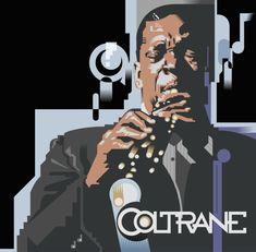 Garth Glazier - John Coltrane