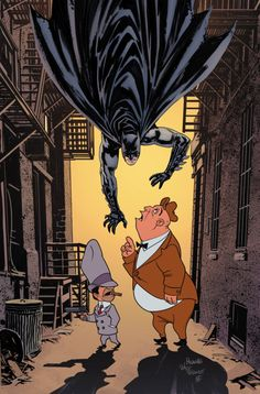 Batman #46 Looney Tunes Variant