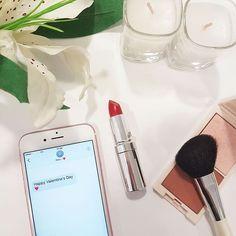 Happy Valentines Day, Seventeen, Lipstick, Cosmetics, Makeup, Instagram Posts, Photos, Make Up, Lipsticks