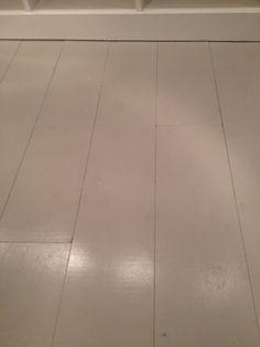 painted plywood floor - YES!!!!  Cut plywood in 1' wide strips, nail down, 3 coats floor paint, looks like old wood floor