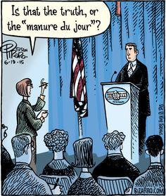 political spin-meister being called on a question. Bizarro by Dan Piraro panel June 2015 Funny Facts, Funny Memes, Hilarious, Word Pictures, Funny Pictures, Bizarro Comic, Comics Kingdom, Jokes Pics, Fun Comics