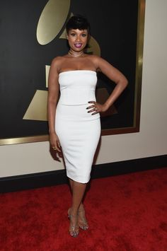 Best and Worst Dressed at the 2015 Grammy Awards | Best: Jennifer Hudson in Tom Ford