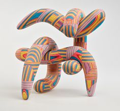 Untitled (primaries, pink and purple) – Objects - RISD MUSEUM