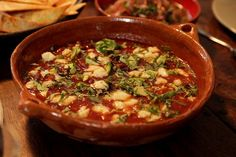 Gordon Ramsay's Spicy Mexican Soup  PICTURE: SABC 3/Gordon Ramsay