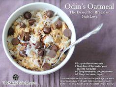 Odin's Oatmeal;