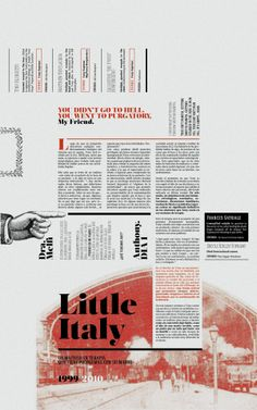 The Angry Mob on Behance
