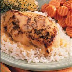 Honey-Dijon Chicken