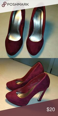 Forever21 Ladies heels # almost new Size 7.5 Forever 21 Shoes Heels