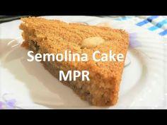 Σάμαλι με Μπισκότα Τριμμένα  Samali, Semolina Cake with Grated Biscuits ... My Favorite Food, Favorite Recipes, Semolina Cake, Mary Poppins, Banana Bread, Biscuits, Group, Breakfast, Desserts
