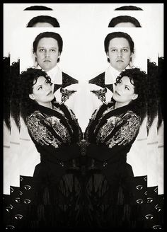 Win Butler and Regine Chassagne of Arcade Fire