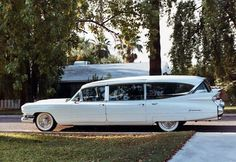 1959 Cadillac Combination Hearse by Superior