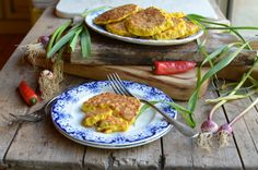 5:2 Diet Fast Day Recipe: Wild Garlic and Chilli Sweetcorn Fritters (185 Calories) :https://www.lavenderandlovage.com/2013/05/52-diet-fast-day-recipe-wild-garlic-and-chilli-sweetcorn-fritters-185-calories.html