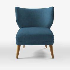 Retro Wing Chair #westelm